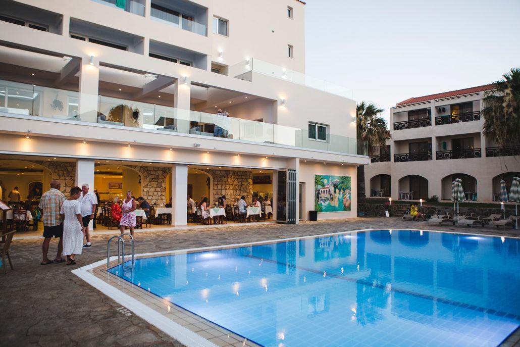 Tsokkos Protaras Beach Hotel Family Rooms