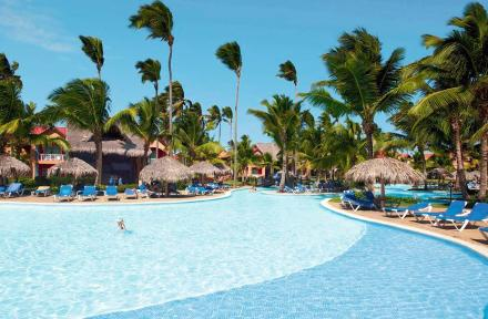 Caribe Club Princess Beach Resort & Spa in Bavaro, Punta Cana, Dominican Republic