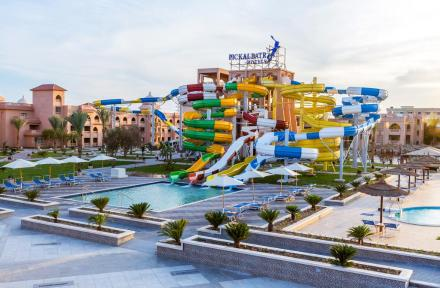 Aqua Vista Hotel in Hurghada, Red Sea, Egypt