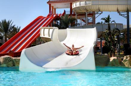 Beach Albatros Resort Hurghada in Hurghada, Red Sea, Egypt