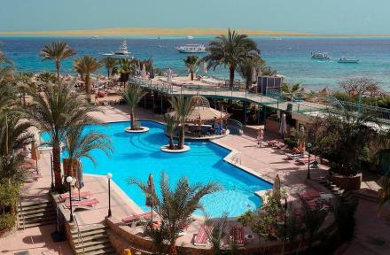 Bella Vista in Hurghada, Red Sea, Egypt