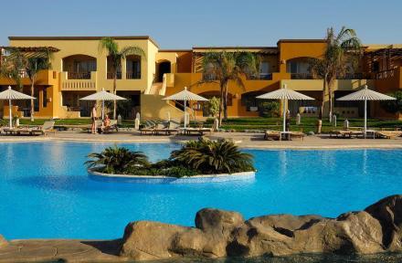 Grand Plaza Resort in Hurghada, Red Sea, Egypt