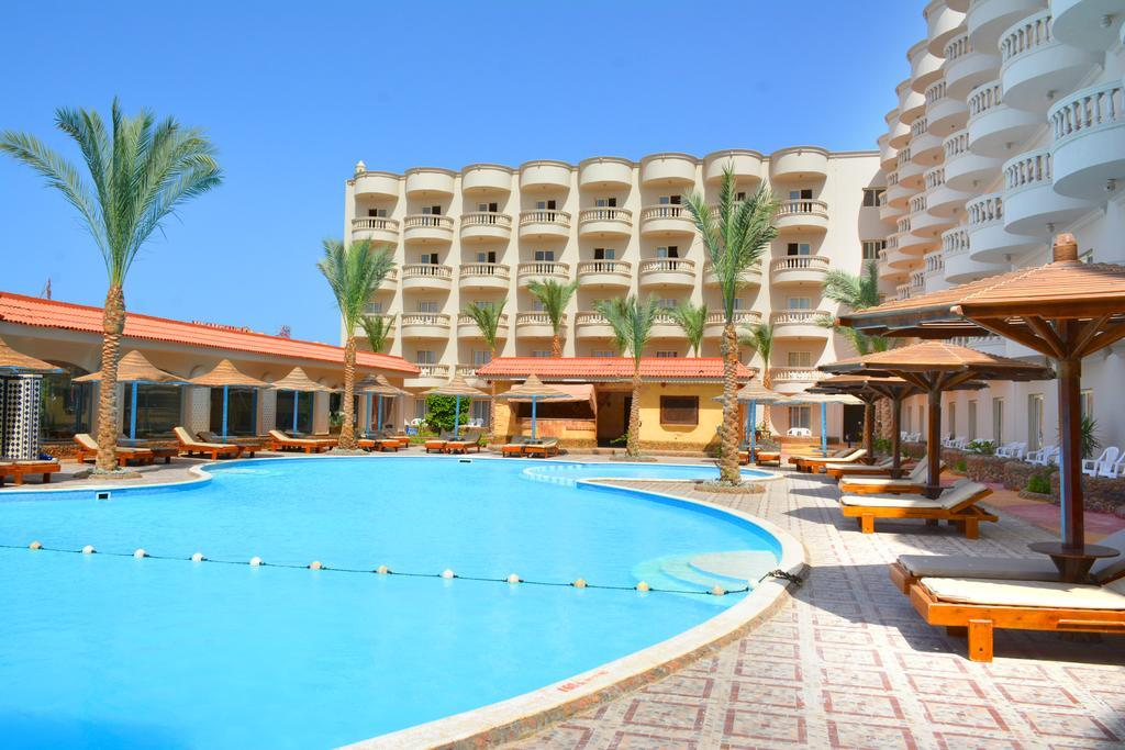Hawaii Riviera Club Aqua Park in Hurghada, Red Sea, Egypt