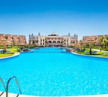 Jasmine Palace Resort in Hurghada, Red Sea, Egypt