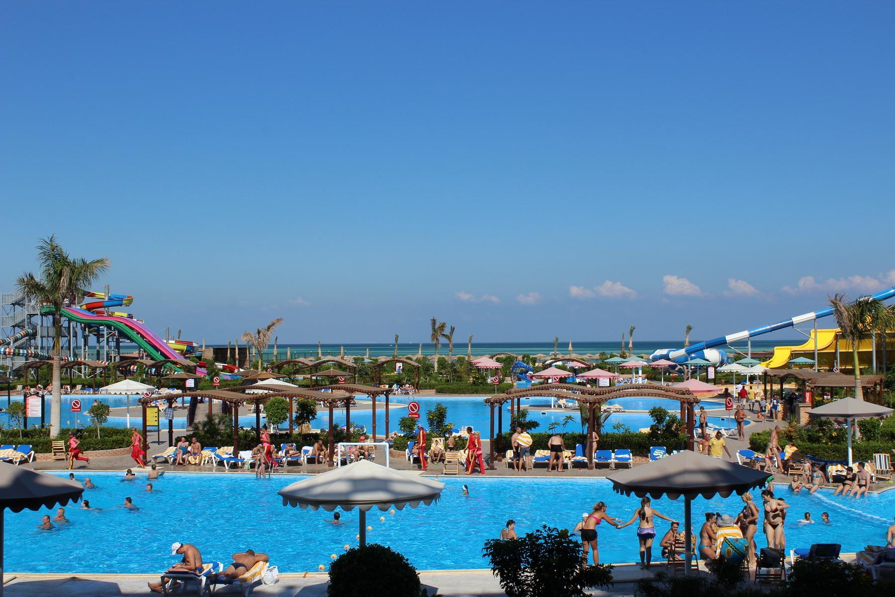 Hotel Mirage Aqua Park Hurghada