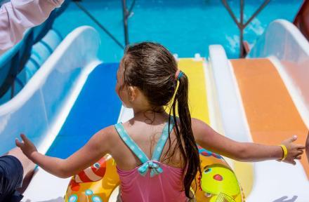 Mirage Bay Resort & Aquapark EX Lillyland in Hurghada, Red Sea, Egypt