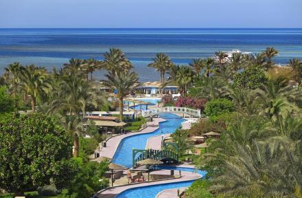 Movie Gate Golden Beach Hurghada in Hurghada, Red Sea, Egypt