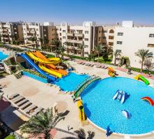 Nubia Aqua Beach Resort in Hurghada, Red Sea, Egypt