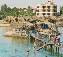 Samaka Comfort Resort in Hurghada, Red Sea, Egypt