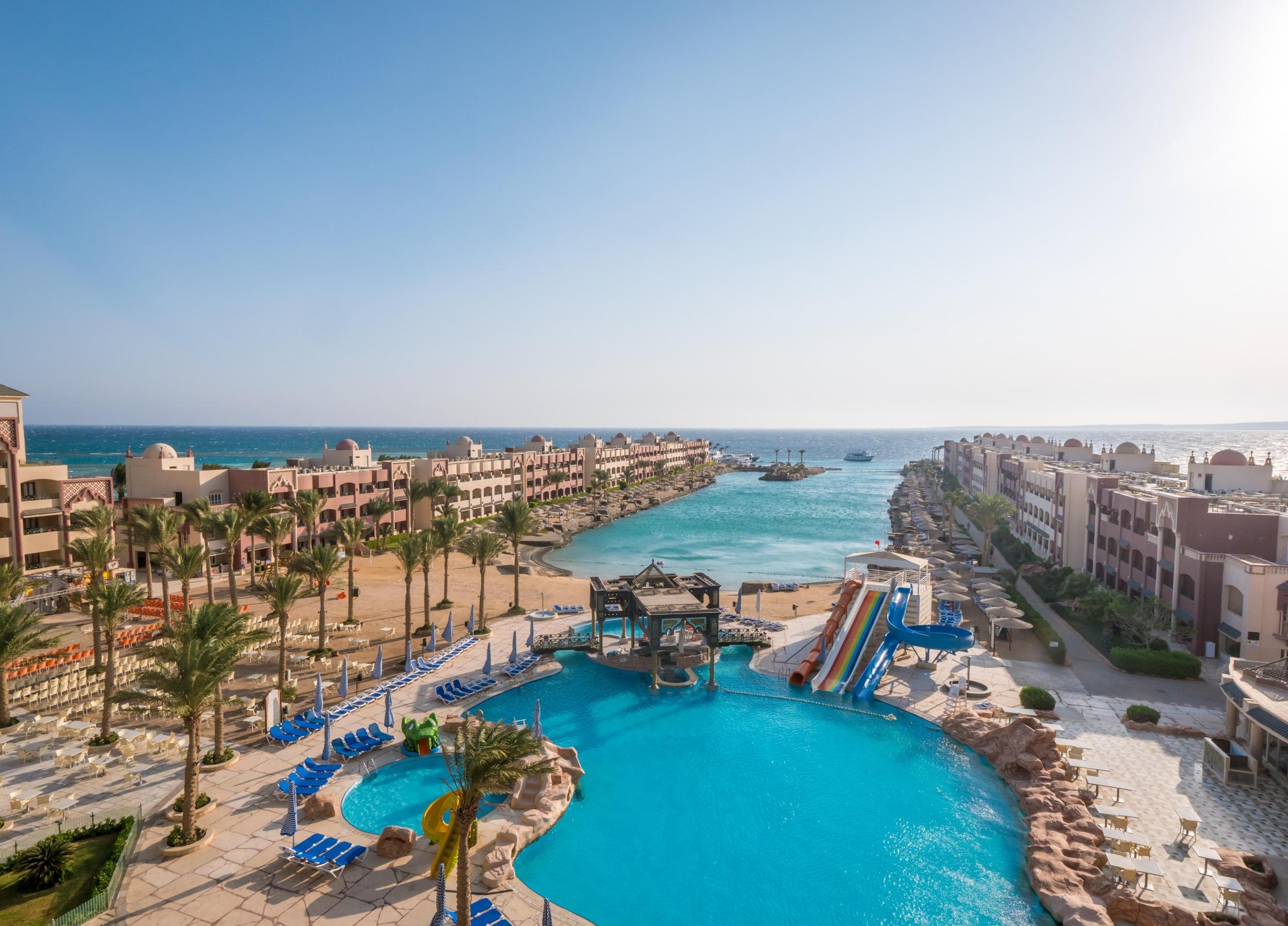 Sunny Days El Palacio Resort And SPA in Hurghada, Red Sea, Egypt