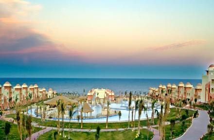 Serenity Makadi Beach (ex Heights) in Makadi Bay, Red Sea, Egypt