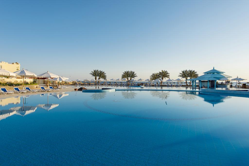 Concorde Moreen Beach Resort and Spa in Marsa Alam, Red Sea, Egypt