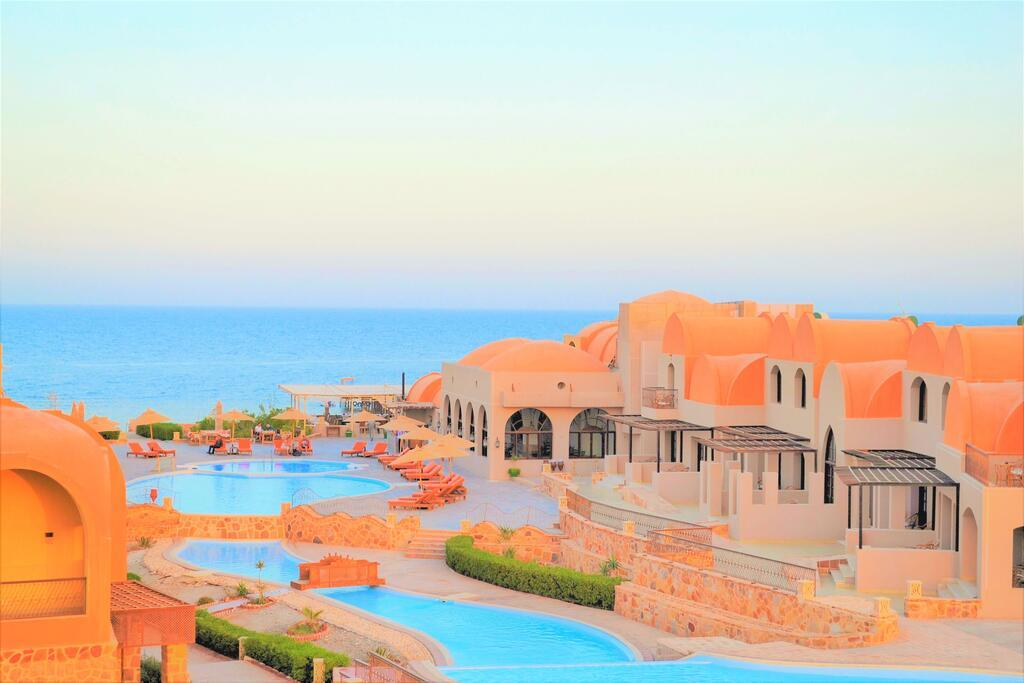 Rohanou Beach Resort and Ecolodge in Marsa Alam, Red Sea, Egypt