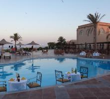 Shams Alam Beach Resort in Marsa Alam, Red Sea, Egypt