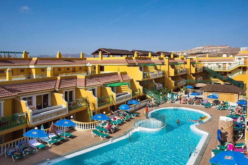 Caleta Garden Apartments in Caleta de Fuste, Fuerteventura, Canary Islands