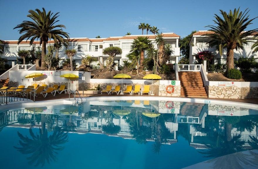 Apartamentos Fuentepark in Fuerteventura, Corralejo
