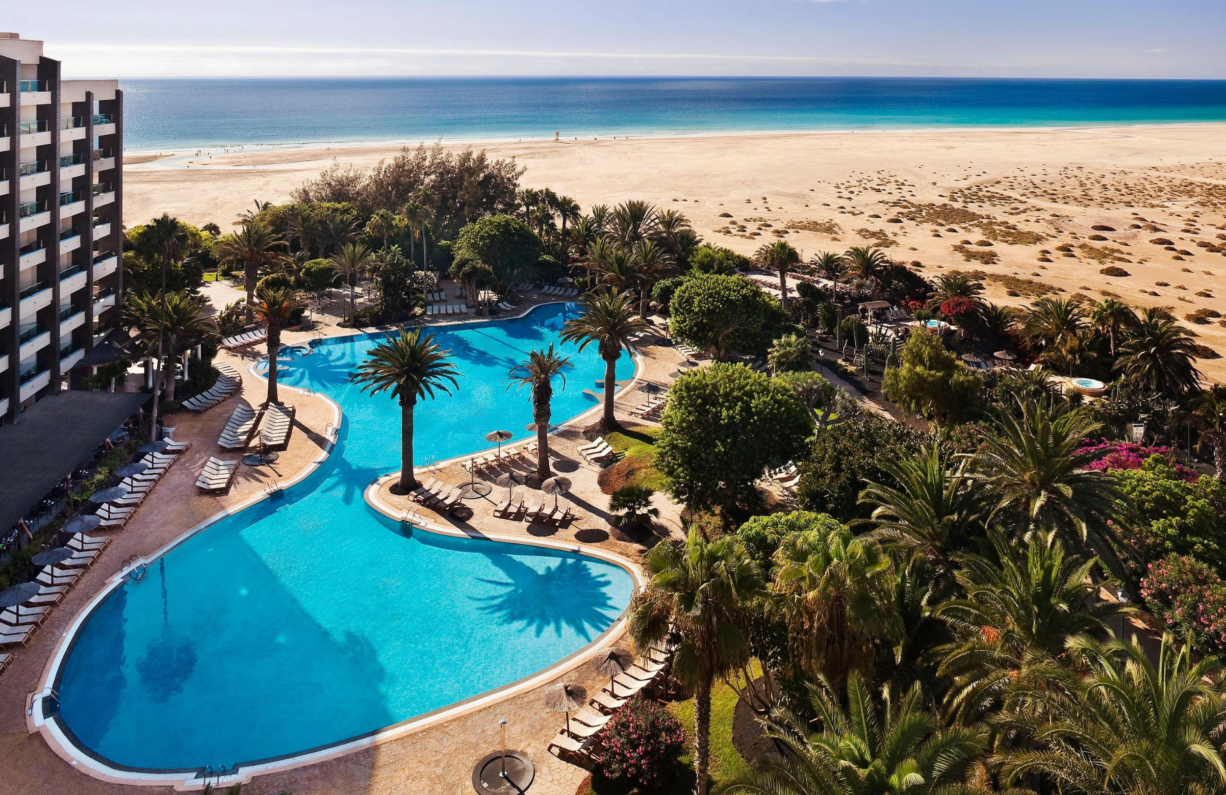 Melia Fuerteventura in Costa Calma, Fuerteventura, Canary Islands