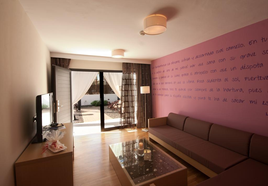R2 romantic fantas a suites design hotel spa in for Designhotel fuerteventura