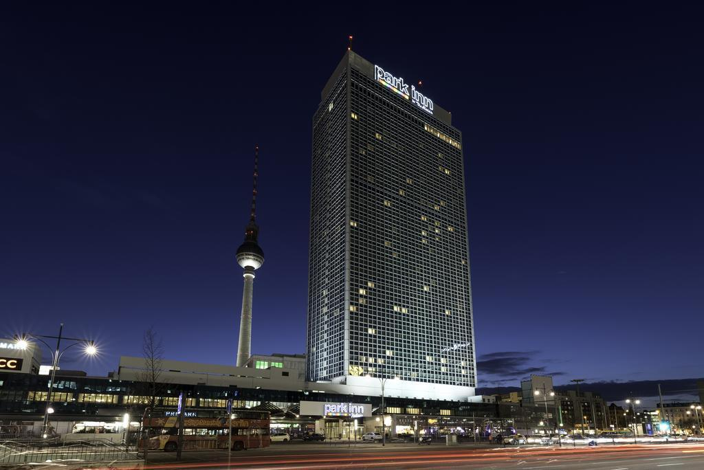 Park Inn by Radisson Berlin Alexanderplatz in Berlin, Germany