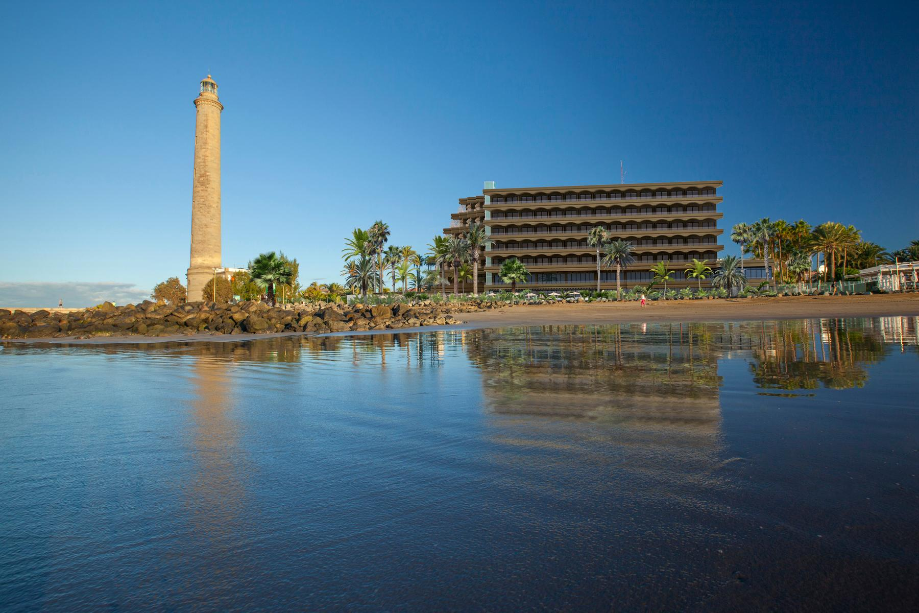IFA Hotel Faro in Maspalomas, Gran Canaria, Canary Islands