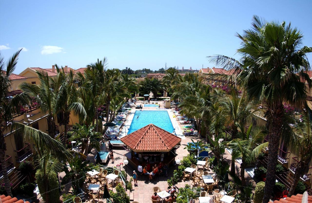 Maspalomas Oasis Club Apartments in Maspalomas, Gran Canaria, Canary Islands
