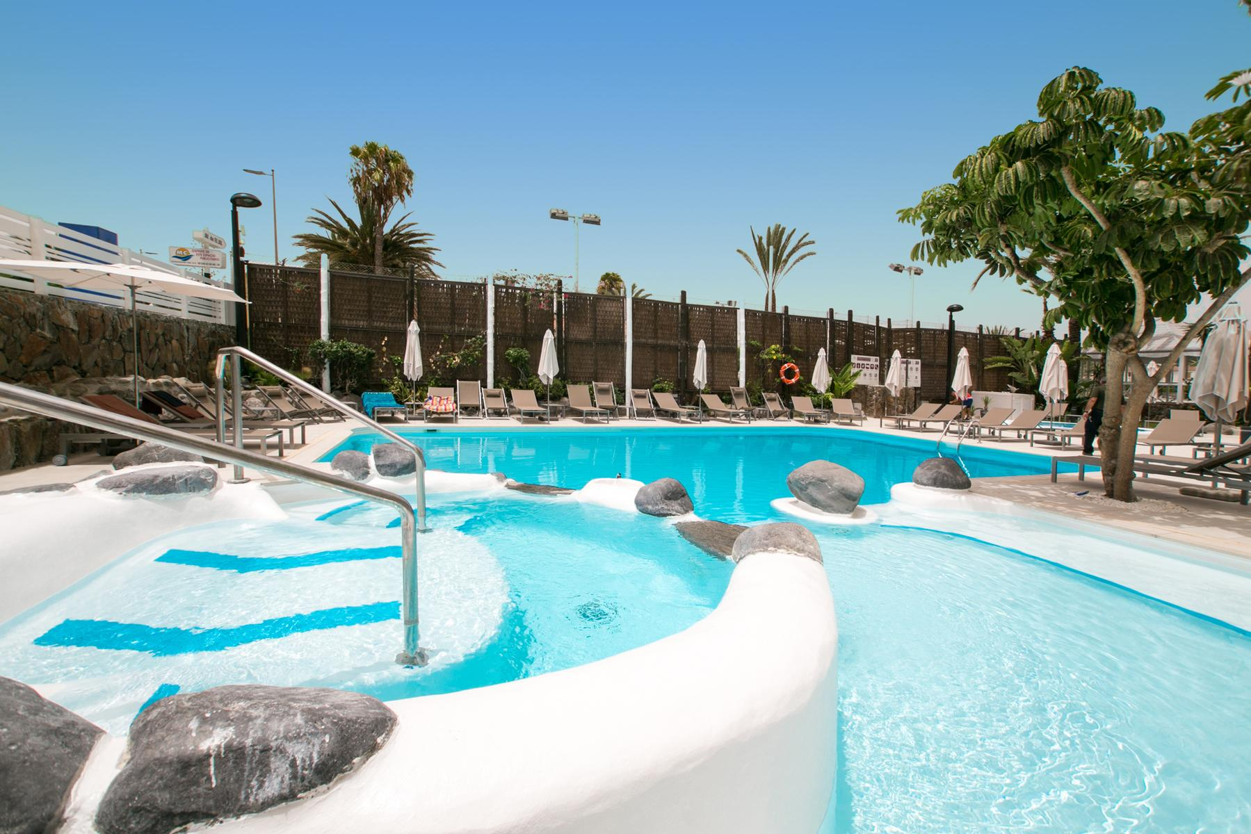THe Anamar Suites Hotel in Playa del Ingles, Gran Canaria, Canary Islands