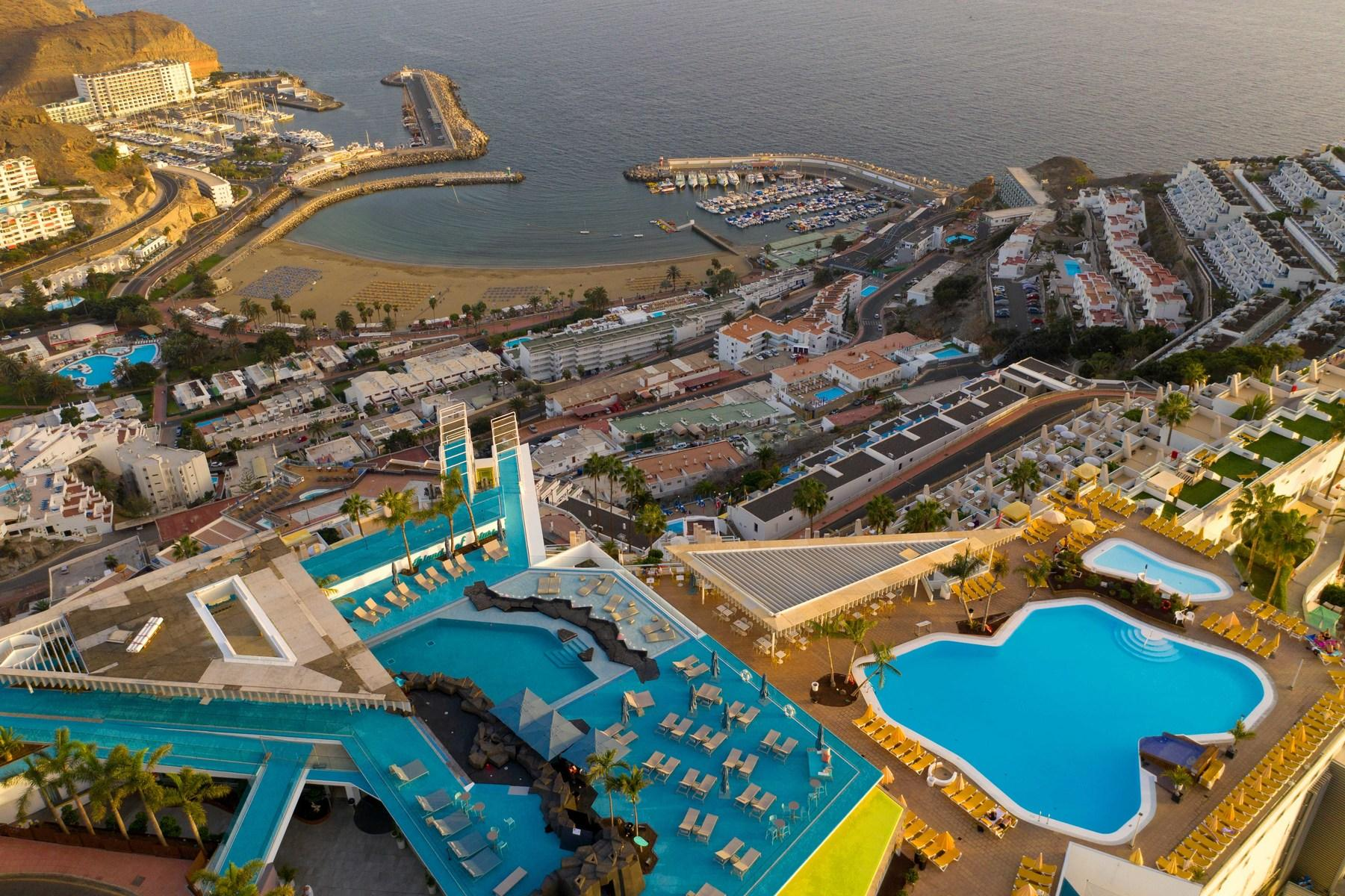 Riosol Hotel in Puerto Rico (GC), Gran Canaria, Canary Islands