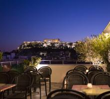 Attalos Hotel in Athens, Greece
