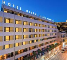 Divani Palace Acropolis in Athens, Greece