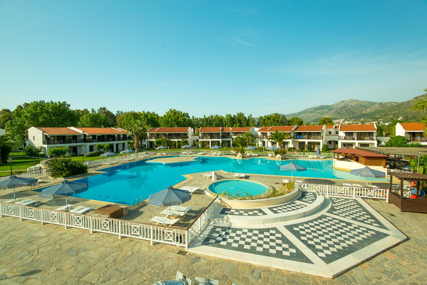 Golden Coast Hotel & Bungalows in Athens, Greece