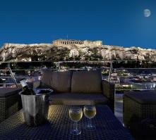 Plaka Hotel in Athens, Greece