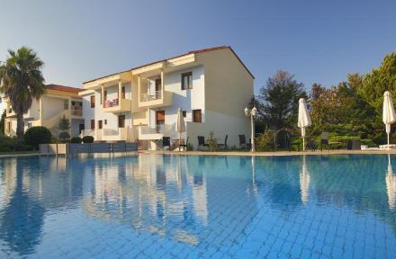 Acrotel Lily Ann Village in Elia, Halkidiki, Greece