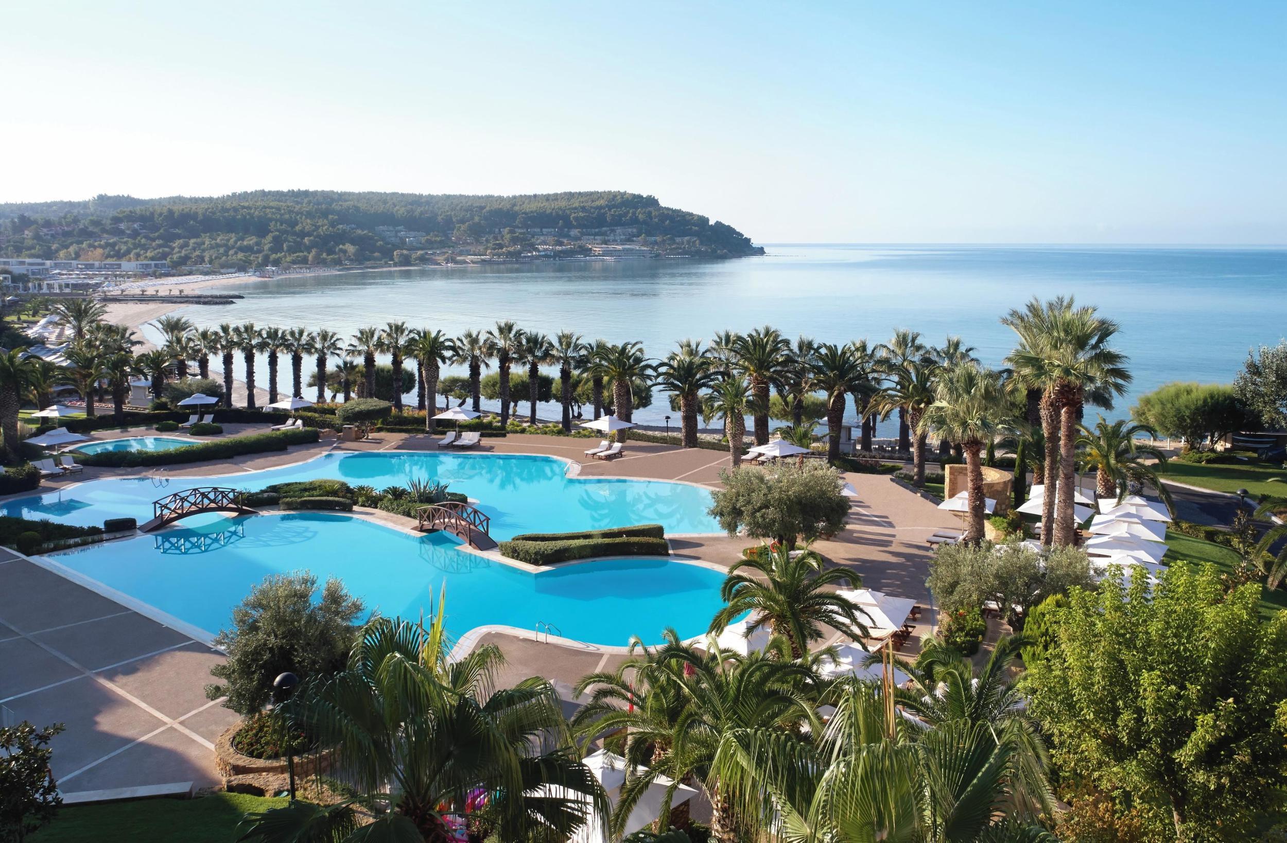 sani beach hotel halkidiki deals