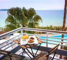 The Grove Sea Side Hotel (ex. Eden Beach Plaka) in Nafplio, Peloponnese, Greece