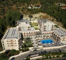 Belvedere Hotel in Benitses, Corfu, Greek Islands