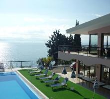 Karina Hotel in Benitses, Corfu, Greek Islands