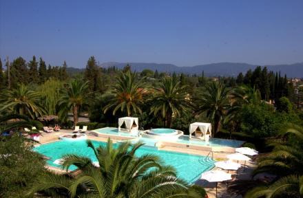 Art Hotel Debono in Gouvia, Corfu, Greek Islands