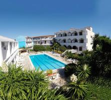 Gouvia Hotel in Gouvia, Corfu, Greek Islands