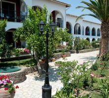 Iliada Beach Hotel in Gouvia, Corfu, Greek Islands