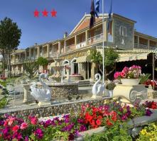 Molfetta Beach Hotel in Gouvia, Corfu, Greek Islands