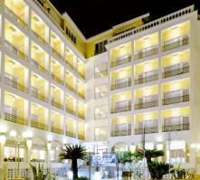 Royal Boutique Hotel in Kanoni, Corfu, Greek Islands