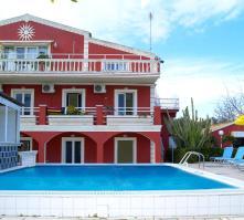 Crystal apartments Kavos in Kavos, Corfu, Greek Islands