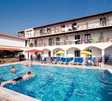 Lefkimi Hotel in Kavos, Corfu, Greek Islands