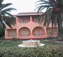 Adonis Apartments in Sidari, Corfu, Greek Islands