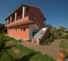 Aspasia Apartments in Sidari, Corfu, Greek Islands