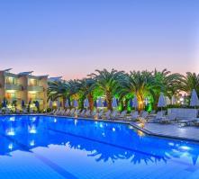 Atrion Resort Hotel in Aghia Marina, Crete, Greek Islands