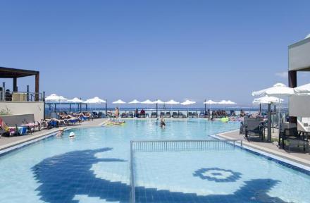CHC Galini Sea View (Adult's Only 16+) in Aghia Marina, Crete, Greek Islands