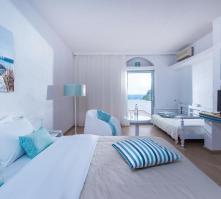 Istron Bay Hotel in Aghios Nikolaos, Crete, Greek Islands