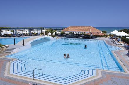 Annabelle Beach Resort in Anissaras, Crete, Greek Islands