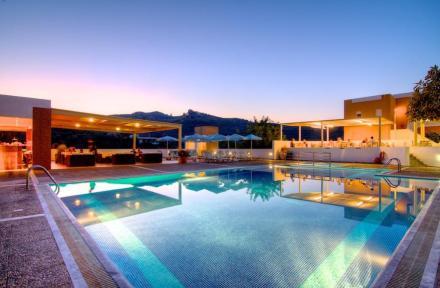 Xidas Garden Charm Hotel in Bali (Crete), Crete, Greek Islands